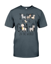 I love all the goats Classic T-Shirt thumbnail