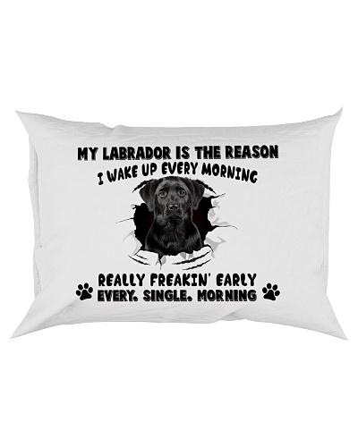 My Black Labrador Is The Reason I Wake Up