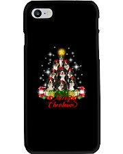 Bernese Mountain Dog Merry Christmas  Phone Case thumbnail