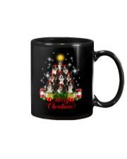 Bernese Mountain Dog Merry Christmas  Mug thumbnail