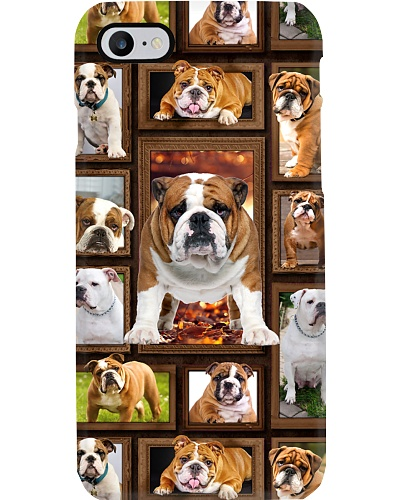 Bulldog Nature Beauty Phone Case
