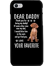 Dear Vizsla Daddy Phone Case thumbnail