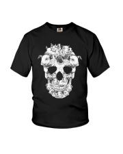 Pig Skull Youth T-Shirt thumbnail