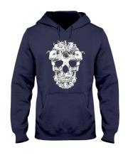 Pig Skull Hooded Sweatshirt thumbnail
