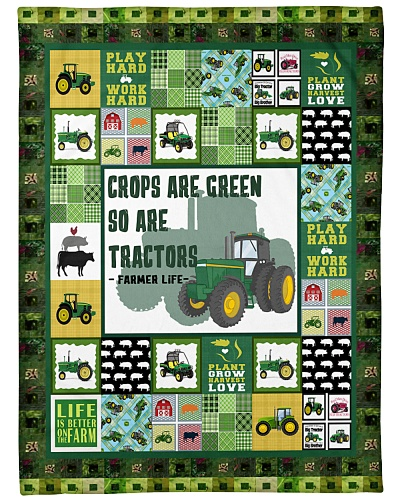 Tractor Funny Crop Are Green Graphic Design
