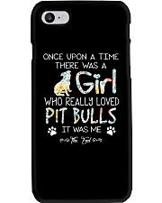 Pitbull Girl Phone Case thumbnail