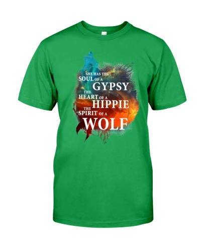 I HAVE THE SPIRIT OF A WOLF