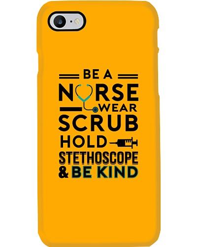 Be A Nurse Wear Scrub
