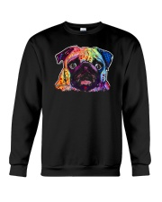 Pug - Perfect Gift For Christmas Crewneck Sweatshirt thumbnail
