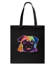 Pug - Perfect Gift For Christmas Tote Bag thumbnail