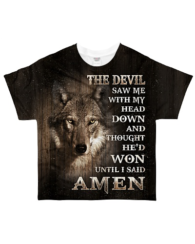 Wolf The Devil