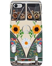 Yorkshire Terrier Peace Love Phone Case i-phone-7-case