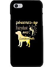 Powered By Fairydust And Labrador Hair Phone Case thumbnail