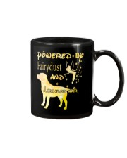 Powered By Fairydust And Labrador Hair Mug thumbnail