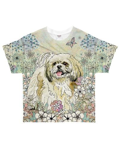 Shih Tzu 3D Dog