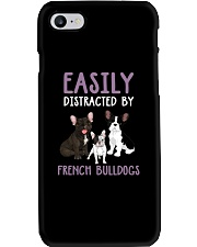 Easily Distracted By French BulldogS Phone Case thumbnail