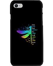 Dragonfly - Smile Often Phone Case thumbnail