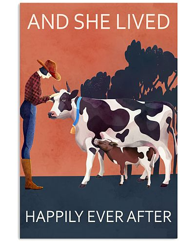 Cows Cows And She Live Happily Ever After