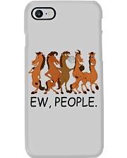 Horse Ew People Phone Case thumbnail
