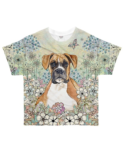 Boxer 3D Dog