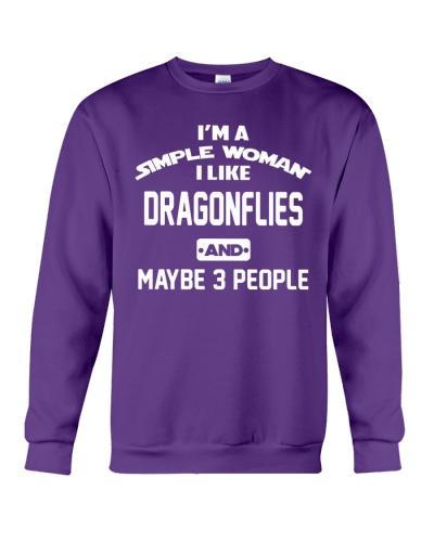 I like Dragonflies