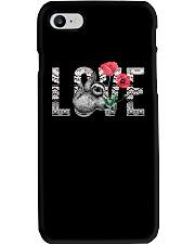 Love Sloth Flower Phone Case thumbnail