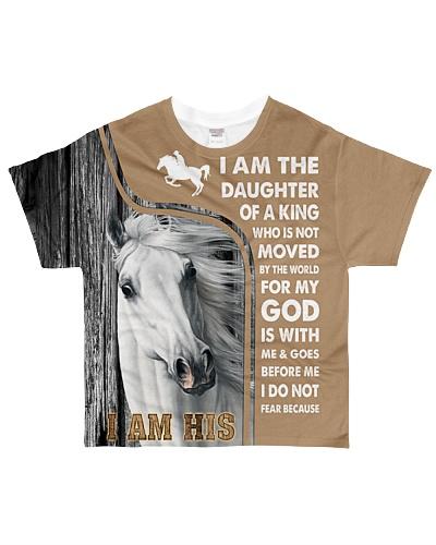 Horse I Am His