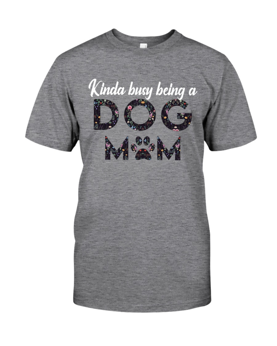 Dog Mom Classic T-Shirt