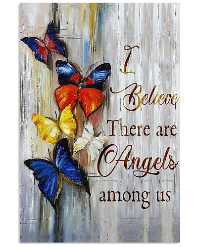 Butterfly I Believe Poster