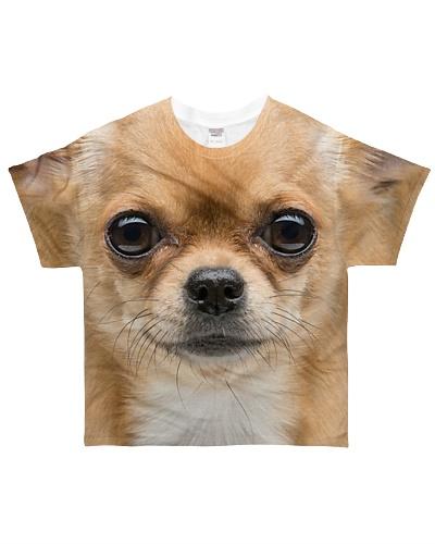 Chihuahua Beauty Face