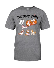 Horse - Happy Pills Classic T-Shirt thumbnail