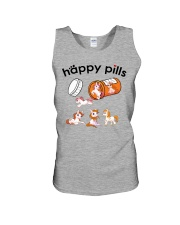Horse - Happy Pills Unisex Tank tile