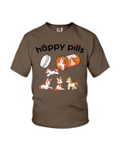 Horse - Happy Pills Youth T-Shirt tile