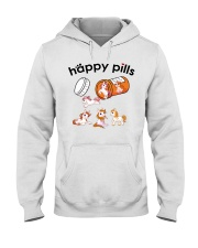 Horse - Happy Pills Hooded Sweatshirt front