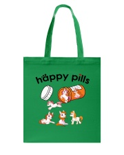 Horse - Happy Pills Tote Bag thumbnail