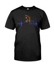 HORSE Heartbeat Classic T-Shirt front