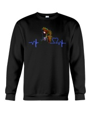 HORSE Heartbeat Crewneck Sweatshirt thumbnail