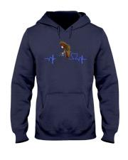 HORSE Heartbeat Hooded Sweatshirt thumbnail