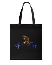 HORSE Heartbeat Tote Bag thumbnail
