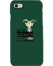 You Have Goat To Be Kidding Me Phone Case thumbnail