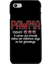 Dog Pawma Phone Case thumbnail