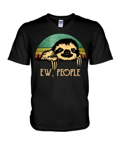 Sloth Ew People