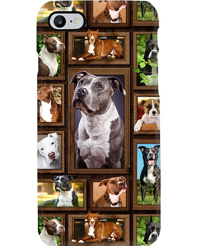 Pit Bull Nature Beauty Phone Case
