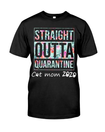 Cat Straight Outta Quarantine