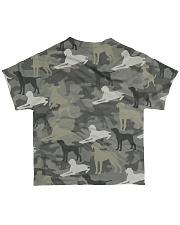 Vizsla Beauty All-over T-Shirt back