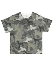 Vizsla Beauty All-over T-Shirt front