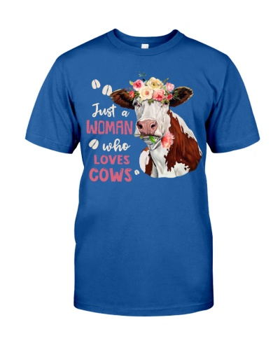 Cow Just A Woman