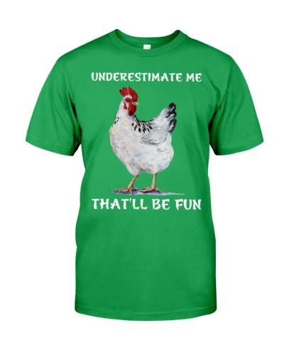 Chicken Underestimate