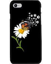 Dog Daisy Butterfly Phone Case thumbnail