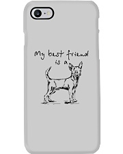 My best friend is Chihuahua  Phone Case thumbnail